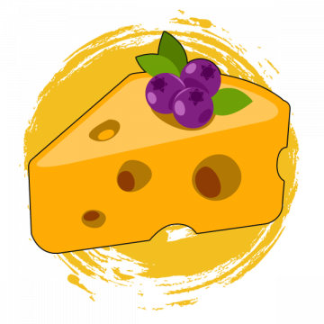 Berries & Cheese Fem.