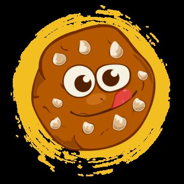 White Caramel Cookie Fem.